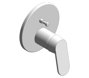 Product: Grohe Eurosmart Cosmo Diverter Shower Mixer - 24045000