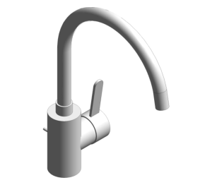 Product: Grohe Eurosmart Cosmopolitan - Single-Lever Sink Mixer - 32845000