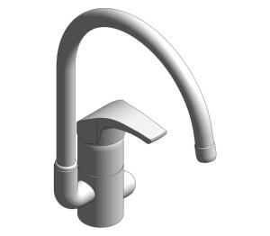 Product: Grohe Eurosmart OHM Sink Shut-Off Valve Tubes SC - 33490001