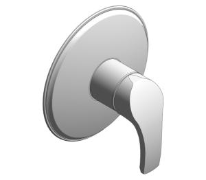 Product: Grohe Eurosmart - Pressure Balance Valve Trimset - 19458002