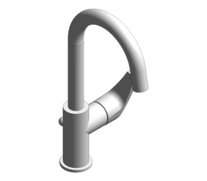 Product: Grohe Eurosmart - Single-Lever Basin Mixer L-Size - 23537002