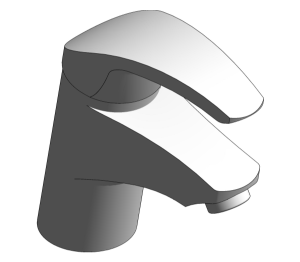 Product: Grohe Eurosmart - Basin mixer 1/2″ S-Size - 32926002