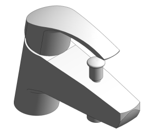 Product: Grohe Eurosmart - Single-Lever Bath Mixer - 33412002