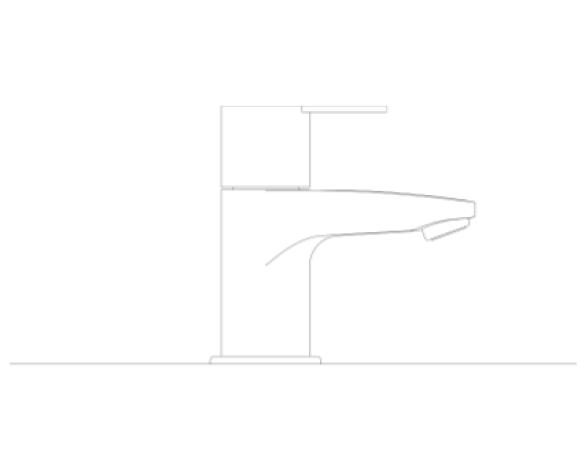 Revit, Bim, Store, Components, MEP, Object, Grohe, Plumbing, Eurostyle,Cosmopolitan,Pillar,tap,XS-Size,23039002