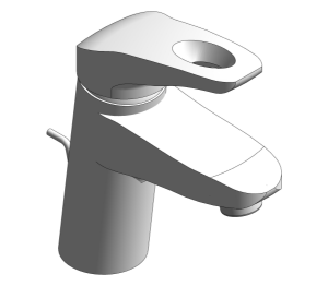 Product: Grohe Eurostyle - Single-Lever Basin Mixer M-Size - 33558LS3