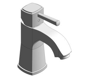 Product: Grohe Grandera basin mixer - 23310000
