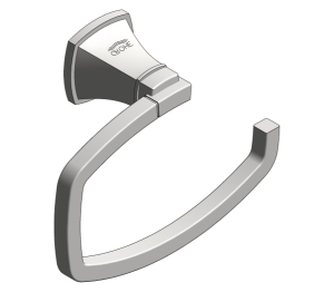Product: Grohe Grandera - Toilet Paper Holder - 40625000