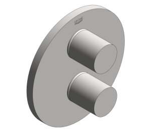 Product: Grohe Grohtherm 3000 Cosmopolitan Thermostatic Bath Mixer - 19468000
