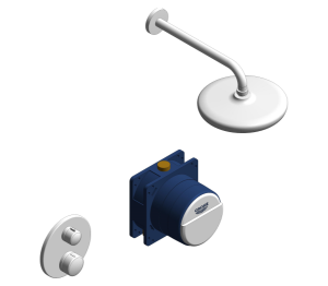 Product: Grohe Grohtherm Bundle - 34726000