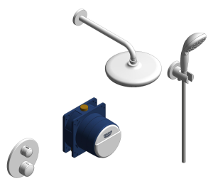 Product: Grohe Grohtherm Bundle - 34727000
