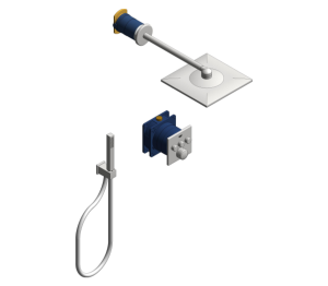 Product: Grohe Grohtherm Smart Control Shower Set - 34706000