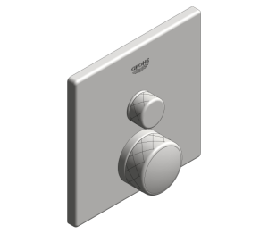 Product: Grohe Grohtherm SmartControl Thermostat - 29123000