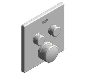 Product: Grohe Grohtherm SmartControl Thermostat - 29124000