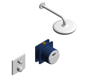 Product: Grohe Grohtherm Square Bundle - 34728000