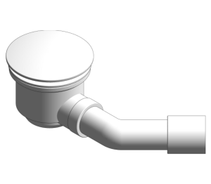 Product: Grohe - Horizontal Waste Outlet - 49534000
