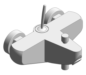 Product: Grohe Joystick Single Lever Bath Mixer - 23431000