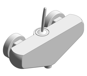 Product: Grohe Joystick Single-Lever Shower Mixer - 23430000