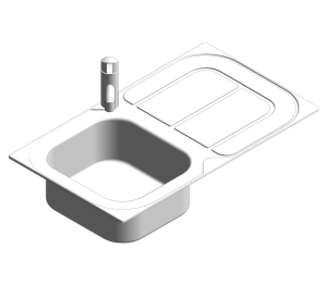 Product: Grohe - K300 Sink Bundle - 31565SD0