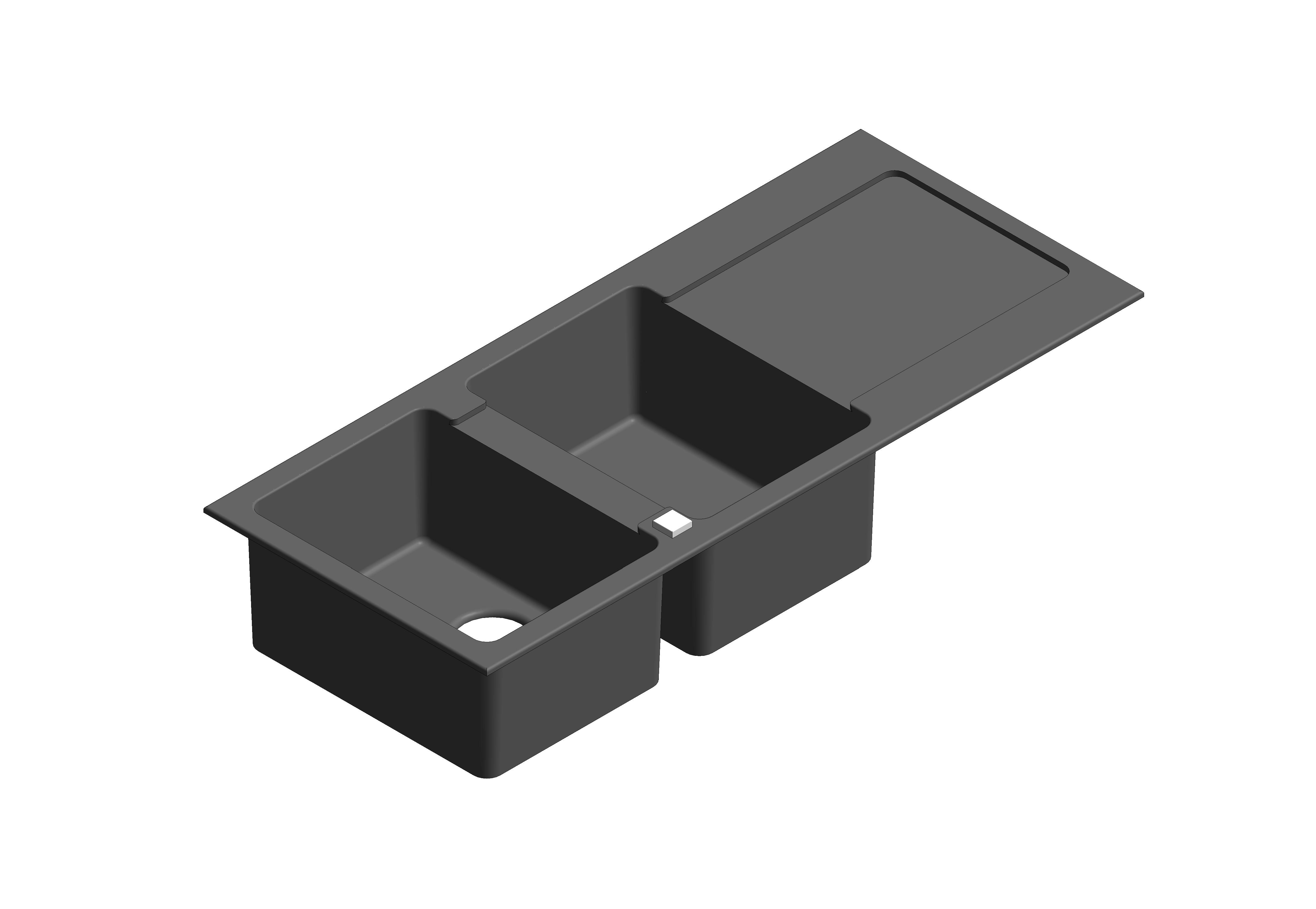 Image of Grohe K500 Sink 31647