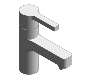Product: Grohe Lineare Basin Mixer - 23106001