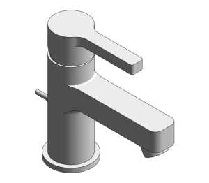 Product: Grohe Lineare Basin mixer 1/2″ XS-Size - 32109001
