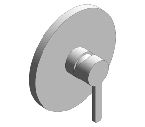 Product: Grohe Lineare Single-Lever Shower Mixer Trim - 19296000