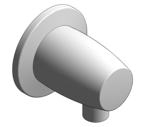 Product: Grohe Movario Shower Outlet Elbow - 28405000