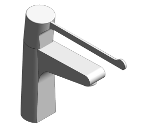 Product: Grohe New Hospita Sink Pillar Tap - 30978000