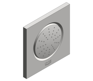 Product: Grohe Rainshower F-Series Side Shower - 27251000