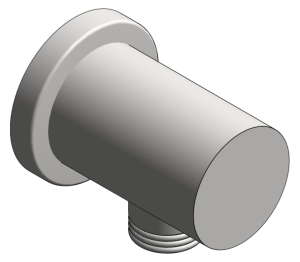 Product: Grohe Rainshower Shower Outlet Elbow - 27057000