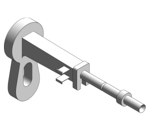 Product: Grohe Rapid SL Wall Brackets - 3855800M
