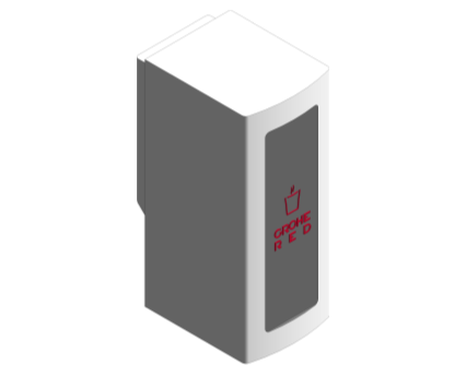 Revit, Bim, Store, Components, MEP, Object, Grohe, Plumbing, Fixtures, 14, METRIC, Red, Duo, 8, Litre, Boiler, 30079000