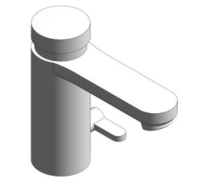 Product: Grohe Self Closing Basin Mixer - 36317000