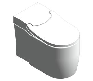 Product: Grohe Sensia Arena - Floor Standing Shower Toilet - 39379SH0