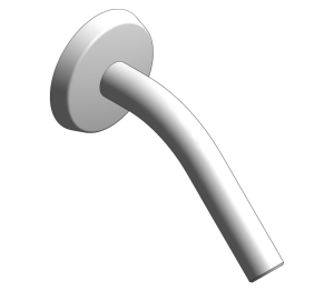 Product: Grohe Shower Arm 182mm NPT - 27414000