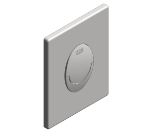 Product: Grohe Skate Air WC Wall Plate - 38505000 - 38505SH0