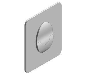 Product: Grohe Skate Air WC Wall Plate - 38506000 - 38506SH0