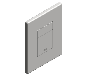 Product: Grohe Skate Cosmopolitan - WC Wall Plate - 38732000