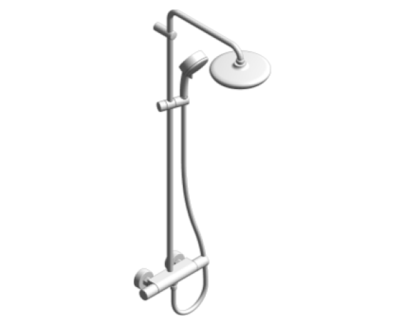 Image of Grohe - Thermostatic Shower Mixer - 27922001