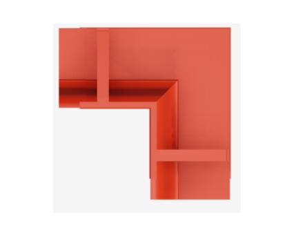 Revit, BIM, Download,Object, Free, Components, Gutter, Crest, Guttercrest, Moulded, Ogee, Gutter, Corner