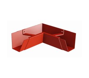 Product: Raked Box Gutter Corner