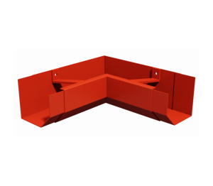Product: Shaped Box Gutter Corner
