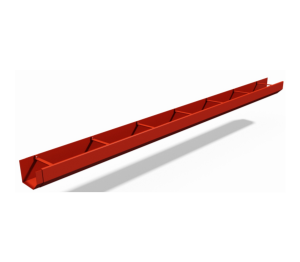Product: Shaped Box Gutter
