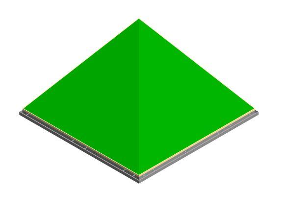 Image of Rectangular Box Gutter