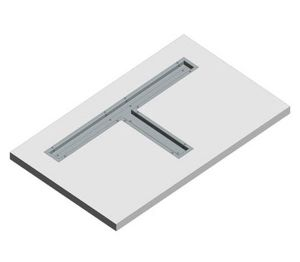 Product: Dryseal GRP Box Gutter (T-Junction)
