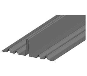 Product: GRP Flashing Products - Dry Fix Valley Troughs