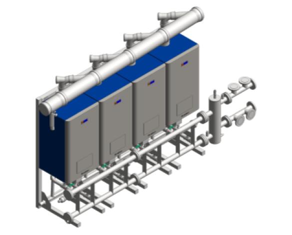 Revit, BIM, Download, Free, Components, Heating, Hamworthy, Boilers, Wall, Hung, Pre-mix, Gas, Fired, Modular, Inline, Stratton, MK2