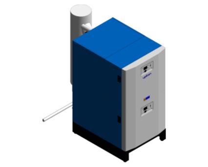 Revit, BIM, Download, Free, Components, Heating, Hamworthy, Upton, Boilers, Vertical, Condensing, Modular. Floor Standing.