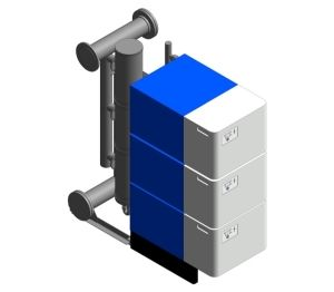 Product: Wessex ModuMax mk3 condensing boiler