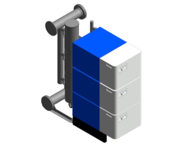 Revit, BIM, Download, Free, Components, Heating, Hamworthy, Boilers, Condensing, Modular, Floor, Standing,wessex,modumax,mk3,compact,modulating,condensing,pre-mix